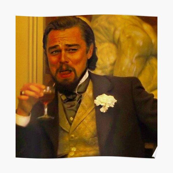 Leonardo DiCaprio de Django Poster
