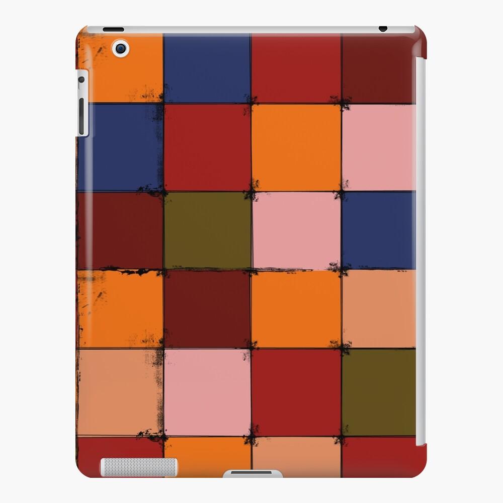 Winter Checkboard iPad Case & Skin