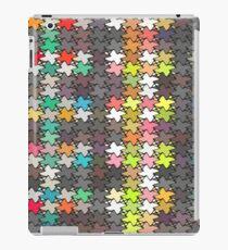 Colorful stars pattern iPad Case/Skin