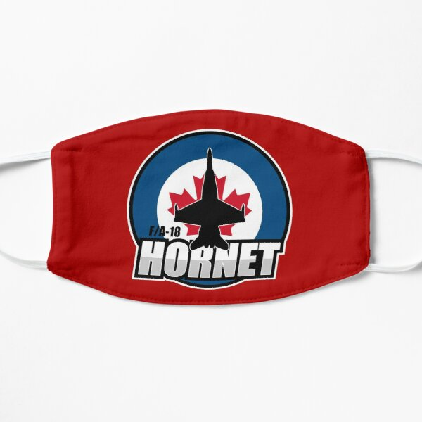 Canadian F/A-18 Hornet Patch Flat Mask