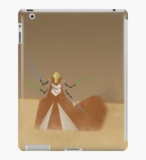 The droid march iPad Case/Skin