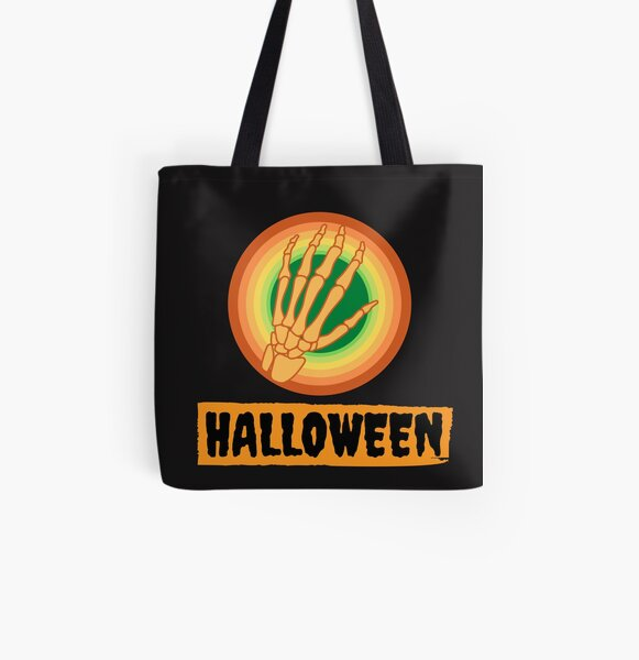 HALLOWEEN DAY All Over Print Tote Bag