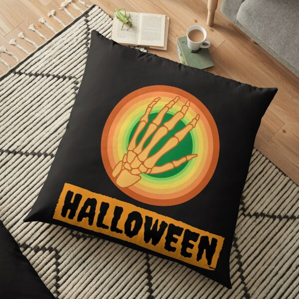 HALLOWEEN DAY Floor Pillow
