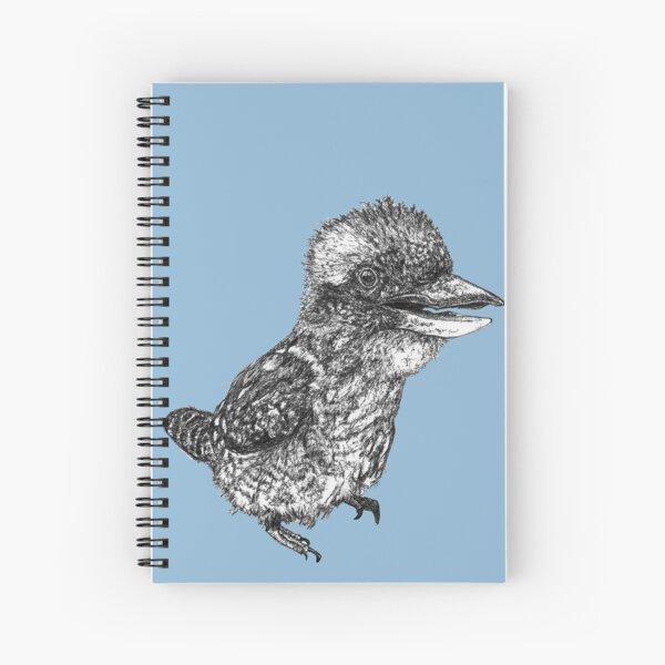Mu Mu the Kookaburra Spiral Notebook
