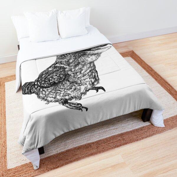 Mu Mu the Kookaburra Comforter