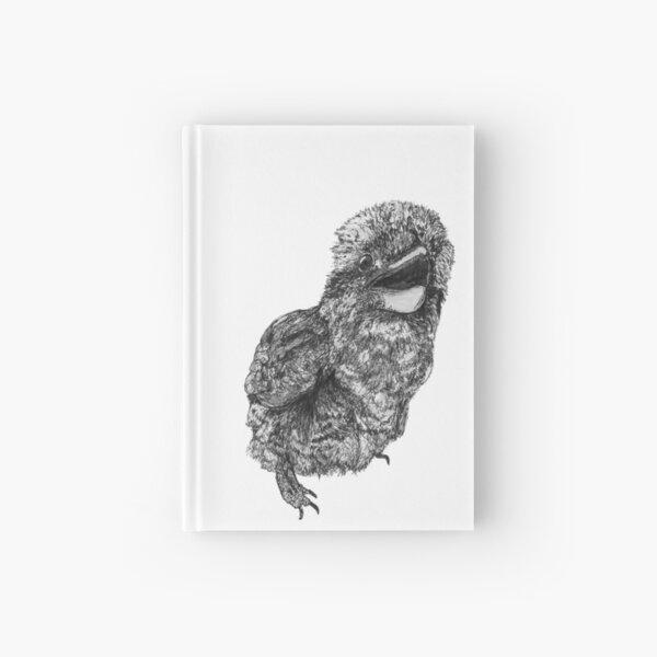 Nelson the Kookaburra Hardcover Journal