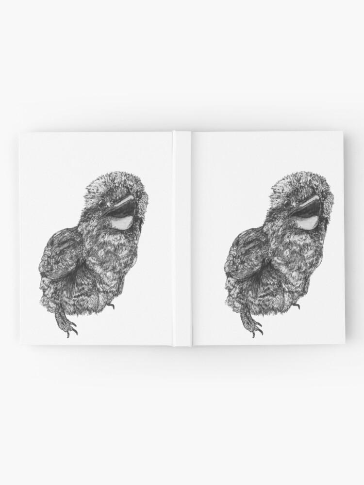 Alternate view of Nelson the Kookaburra Hardcover Journal