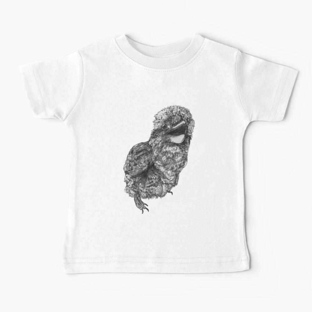 Nelson the Kookaburra Baby T-Shirt