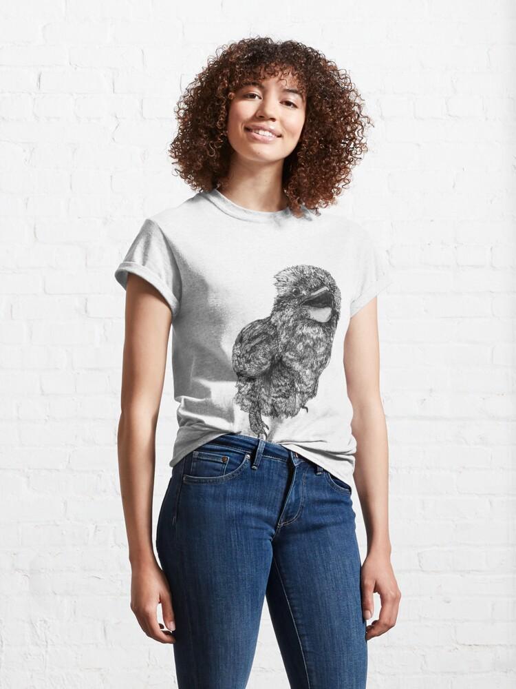 Alternate view of Nelson the Kookaburra Classic T-Shirt