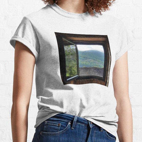 Window to nature Classic T-Shirt