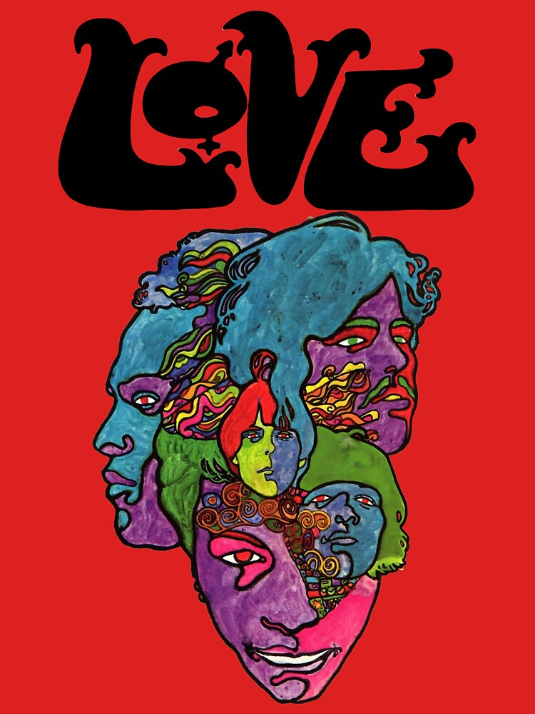 Love Forever Changes by lenhowe1996