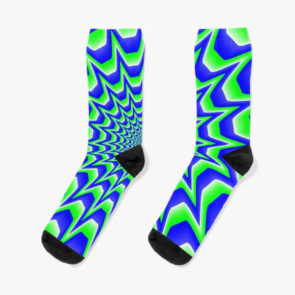 iLLusion, иллюзия, delusion, fantasy, hallucination, phantasm, phantom, ghost Socks