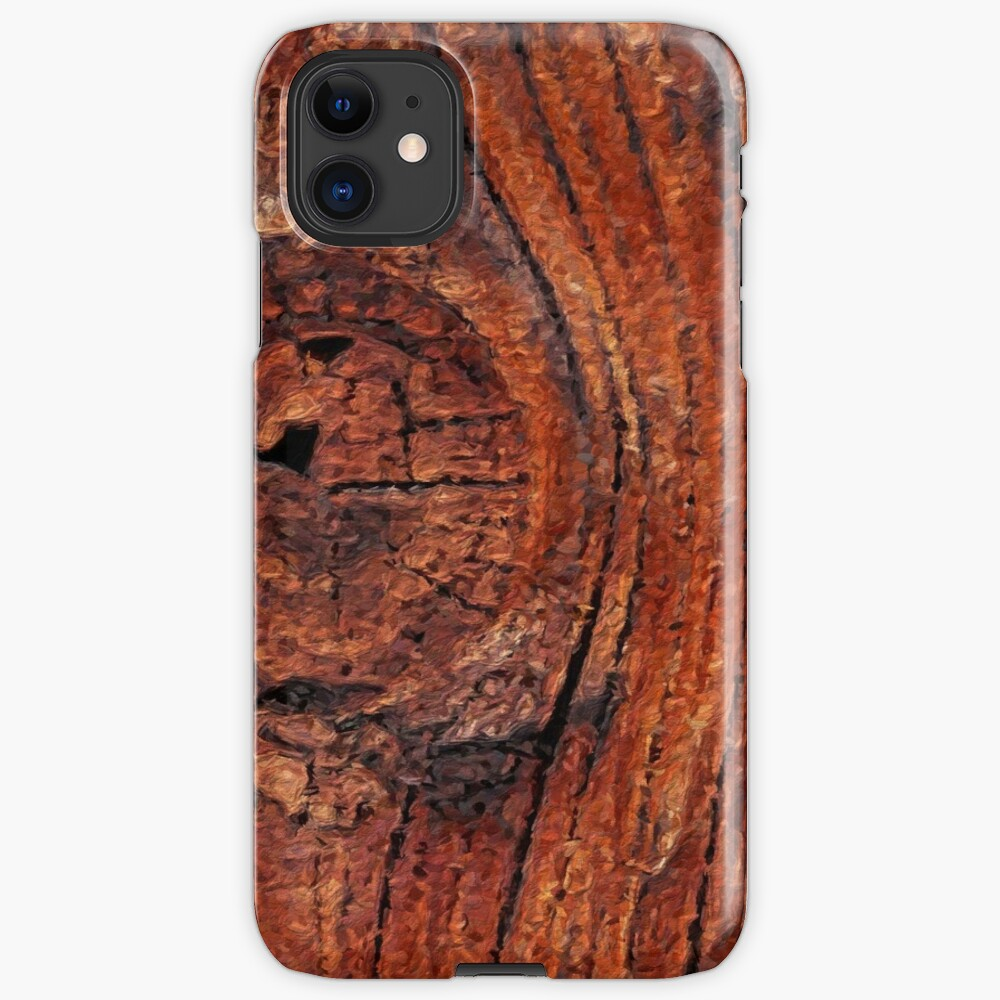 Wood Knot iPhone Case & Cover