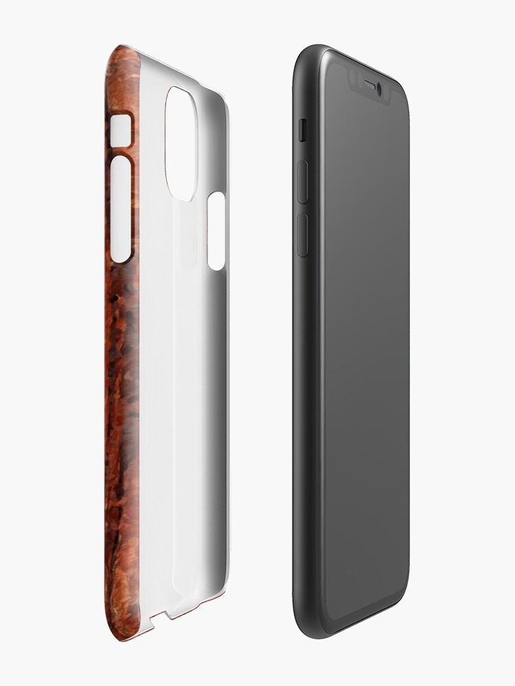 Alternate view of Wood Knot iPhone Case & Cover