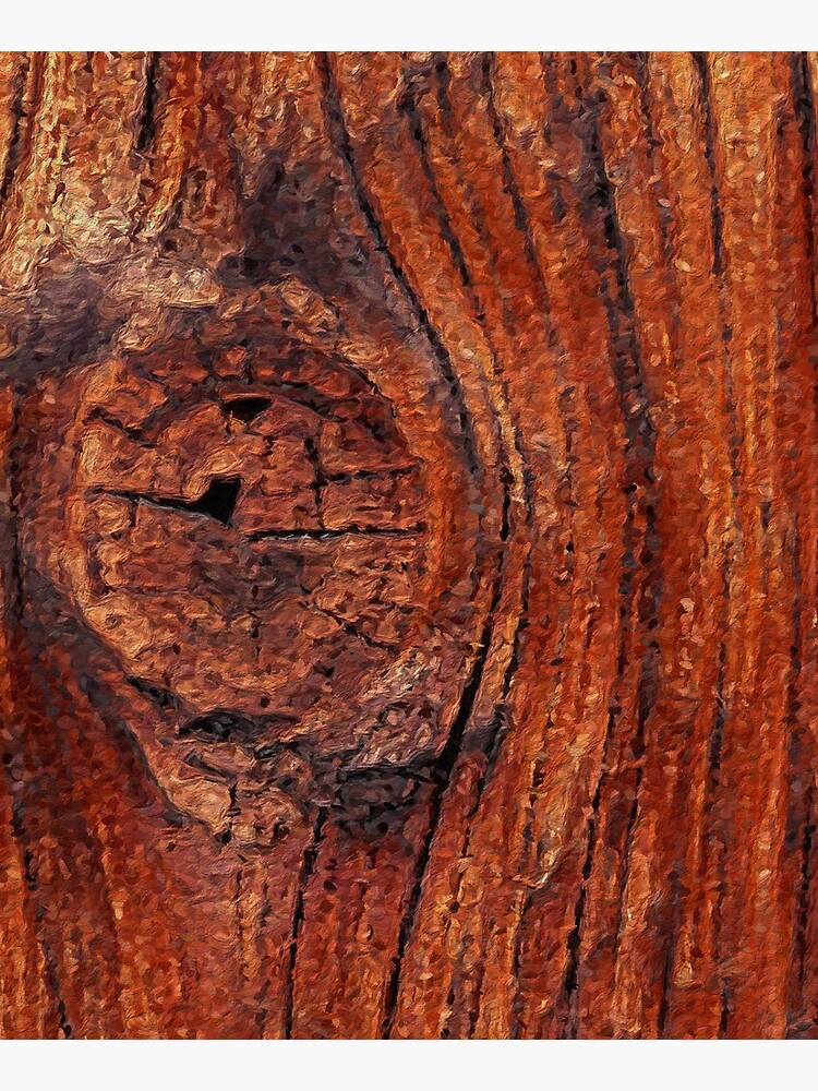 Wood Knot by iSAWcompany