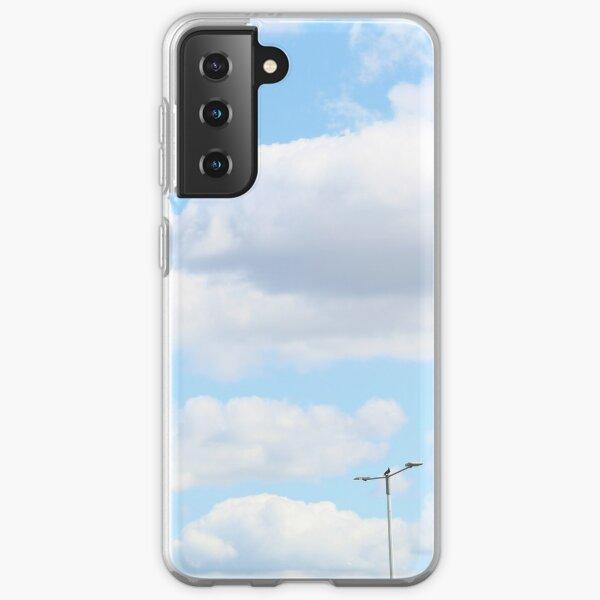 sky Samsung Galaxy Soft Case