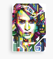 Kate Canvas Print