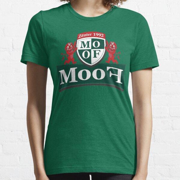 MooF Zënter 1992 Essential T-Shirt