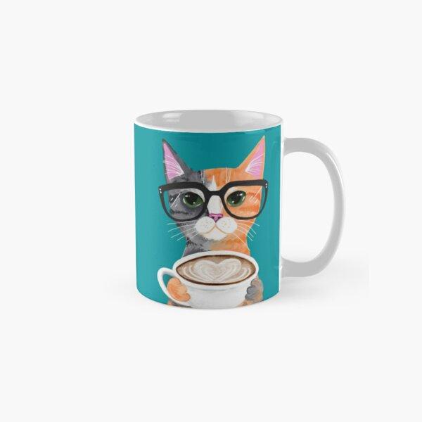 Kitten's Latte of Love Classic Mug