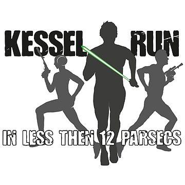 Kessel Running by nielsrevers