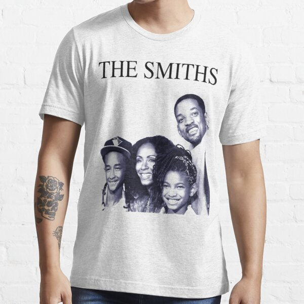 The Smiths, Will Smith Family Gift for Fans, Gift for Men and Women, Gift Halloween Day, Thanksgiving, Christmas Day Camiseta esencial