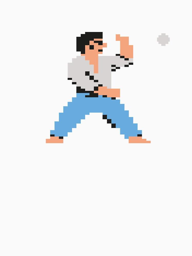 Karate Petanque (Solo) by graphicrecords