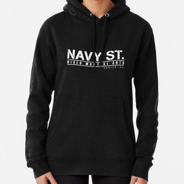 navy st Pullover Hoodie