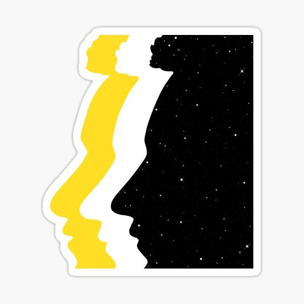 Tom Misch Stars Sticker