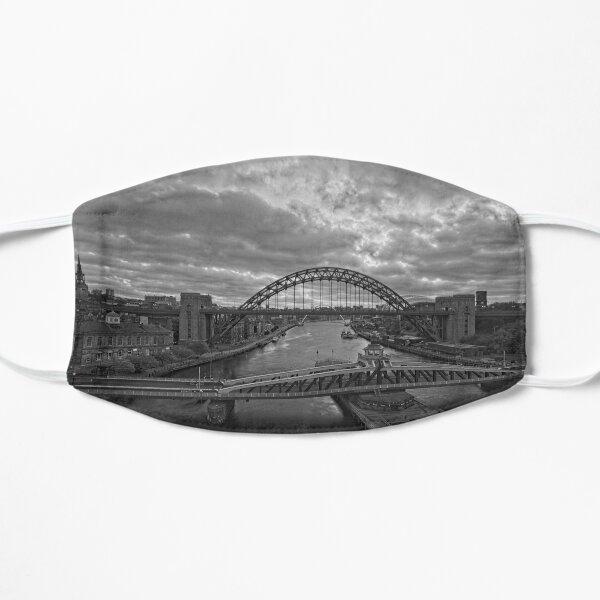 Newcastle Tyne Bridges at Dawn Mask
