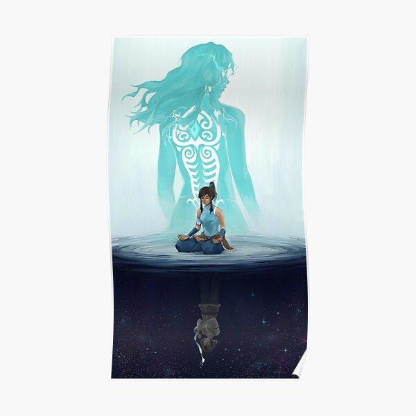 Avatar Korra Poster