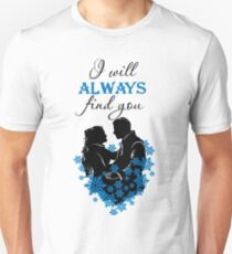 Snow White and Prince Charming OUAT T-Shirt T-Shirt