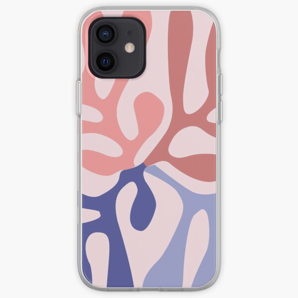 Henri Matisse - The Cutouts - My Curves Are Not Crazy - PRINTS iPhone Soft Case