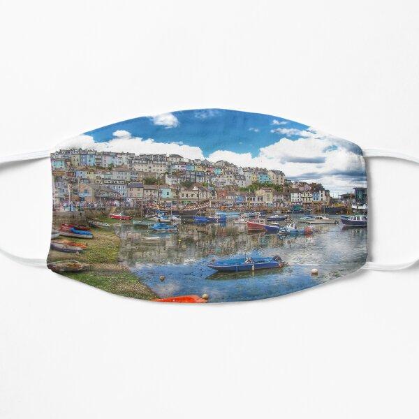 Brixham Harbour Devon  Mask