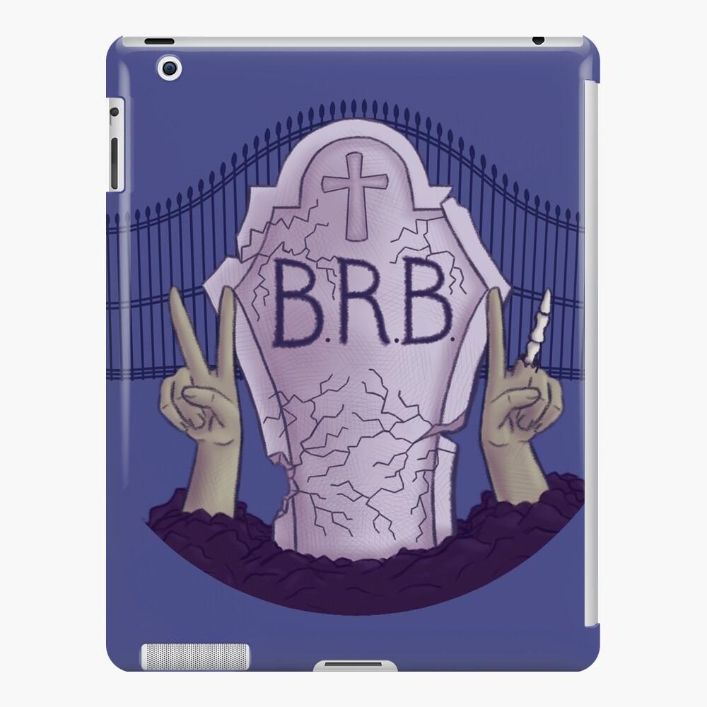 B.R.B. iPad Case & Skin