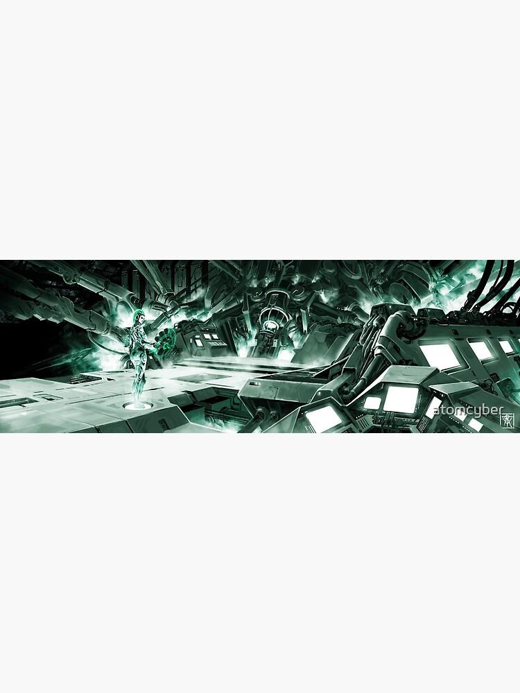 Mind Machine by atomcyber