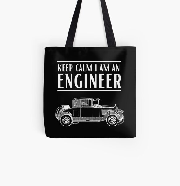 Retro Shoulder Bag Engineer Can/'t Spell But Good At Maths
