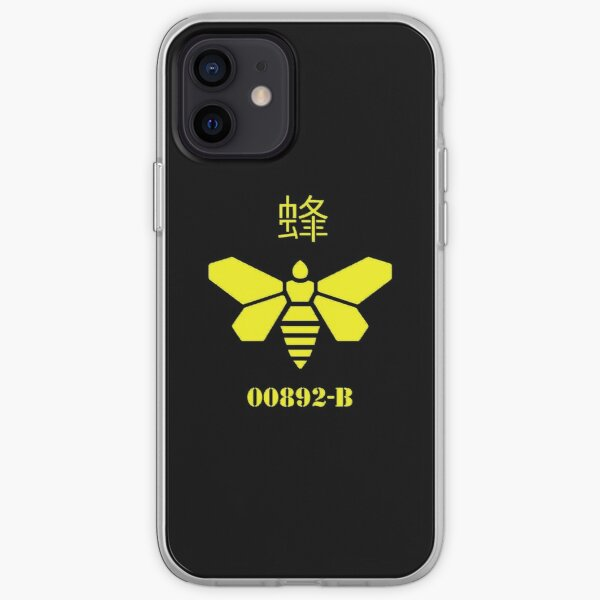 Barrel Bee (Breaking Bad) iPhone Soft Case