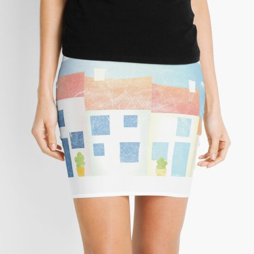 Home Mini Skirt