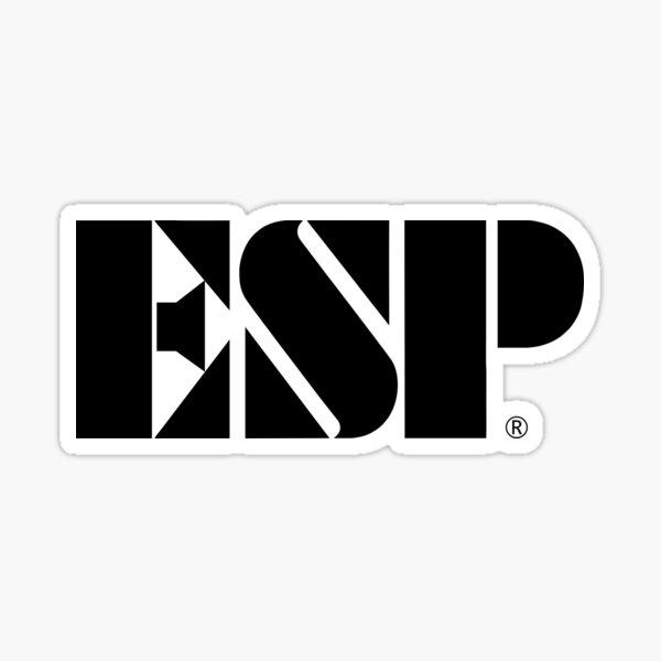 ESP Guitar Sticker