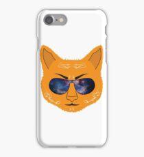 Galaxy Cat iPhone Case/Skin