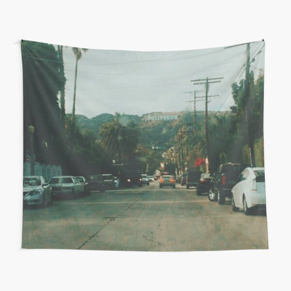 Hollywood Hills Tapestry