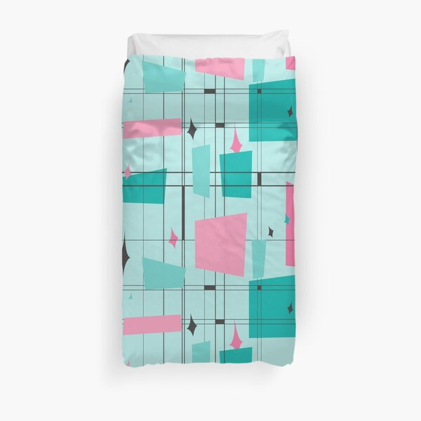 Atomic Cafe MidCentury 2 Duvet Cover