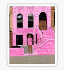 Solange in Brooklyn  Sticker