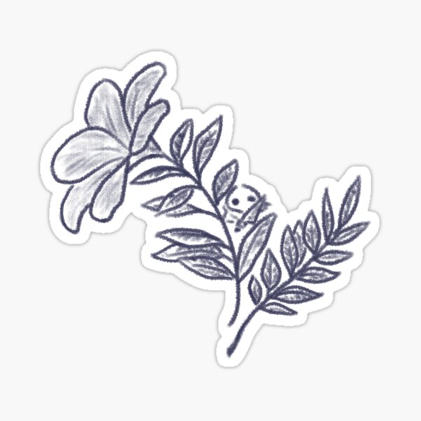 Southern Seas Tonberry (Transparent) Sticker