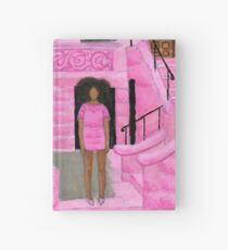 Solange in Brooklyn  Hardcover Journal