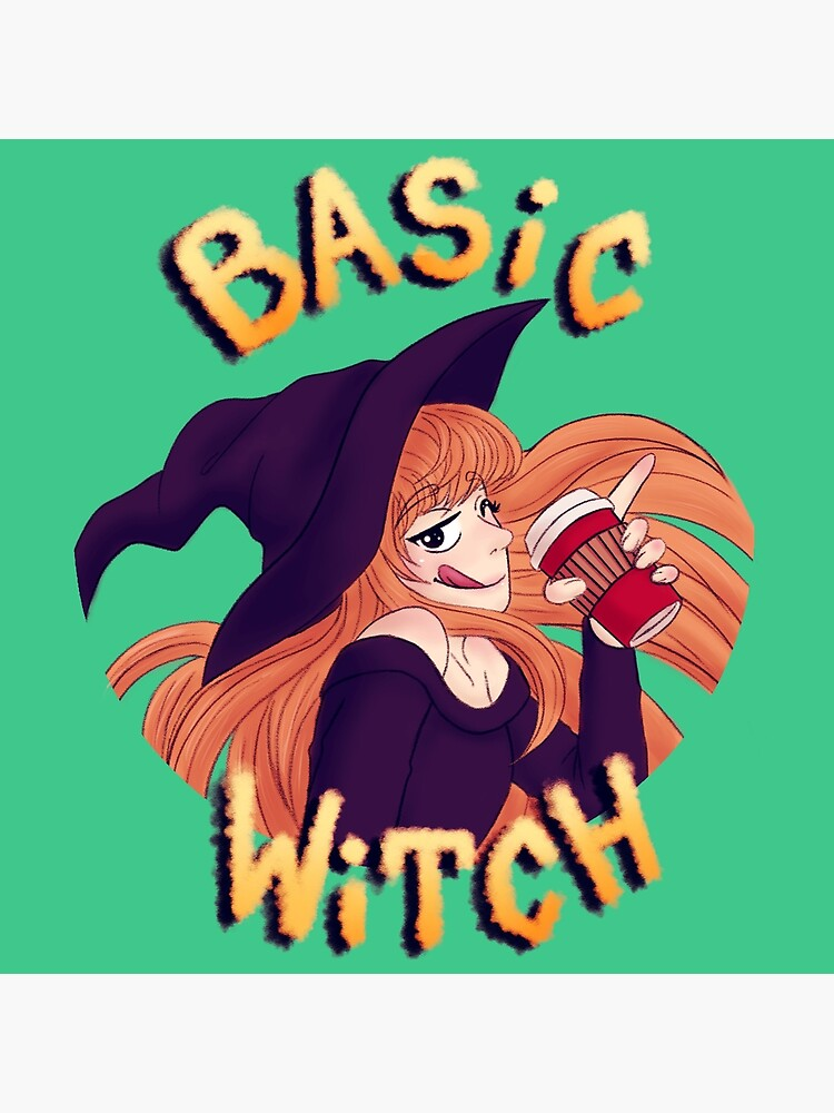 Basic Witch by ToddHollow