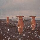 Flight Of The Bunnies by peachtea