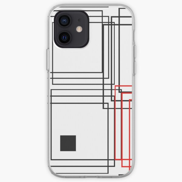Game line iPhone Soft Case
