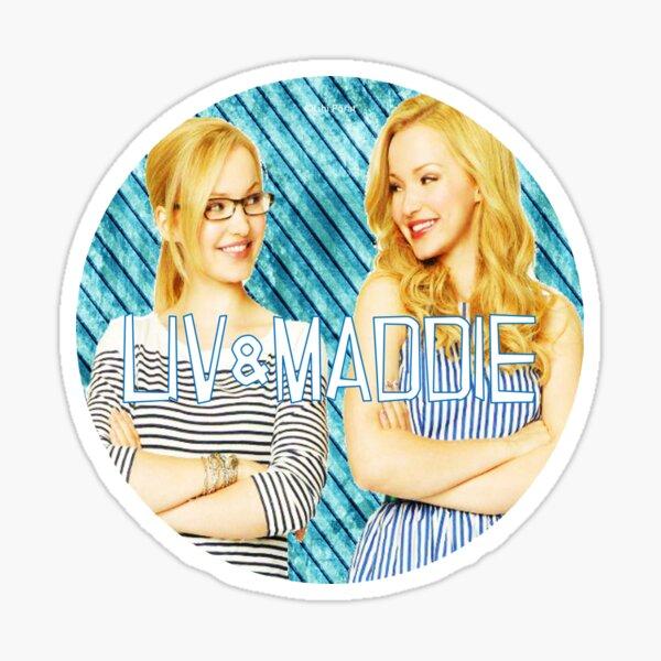 Liv & Maddie Sticker