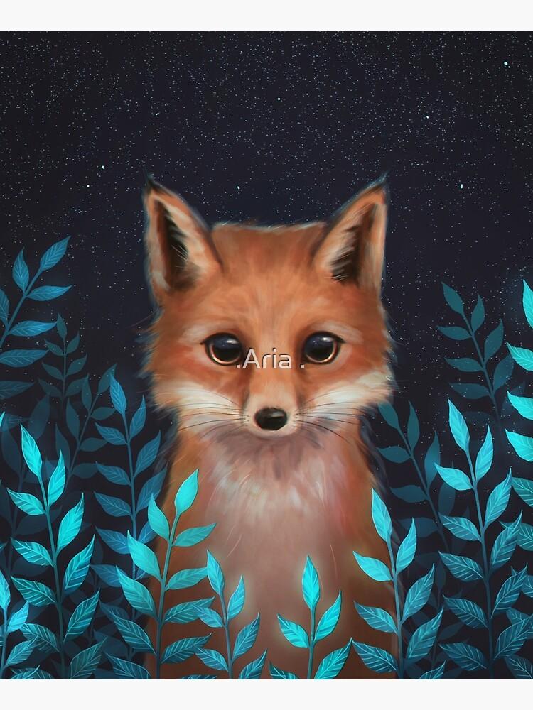 Fox by ARiAillustr